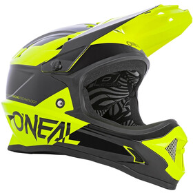 O'Neal Backflip Helm Bungarra black/neon yellow
